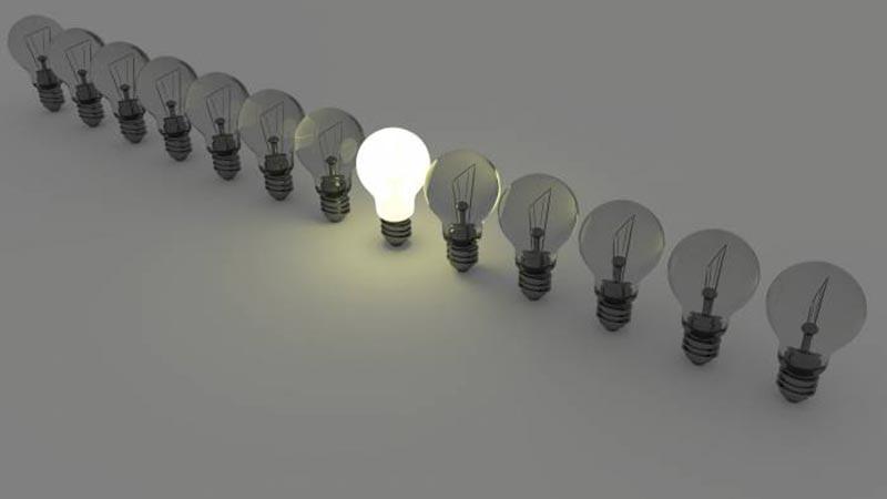 انواع مدل های لامپ