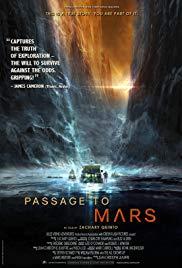 دانلود زیرنویس فارسی فیلم Passage to Mars 2016