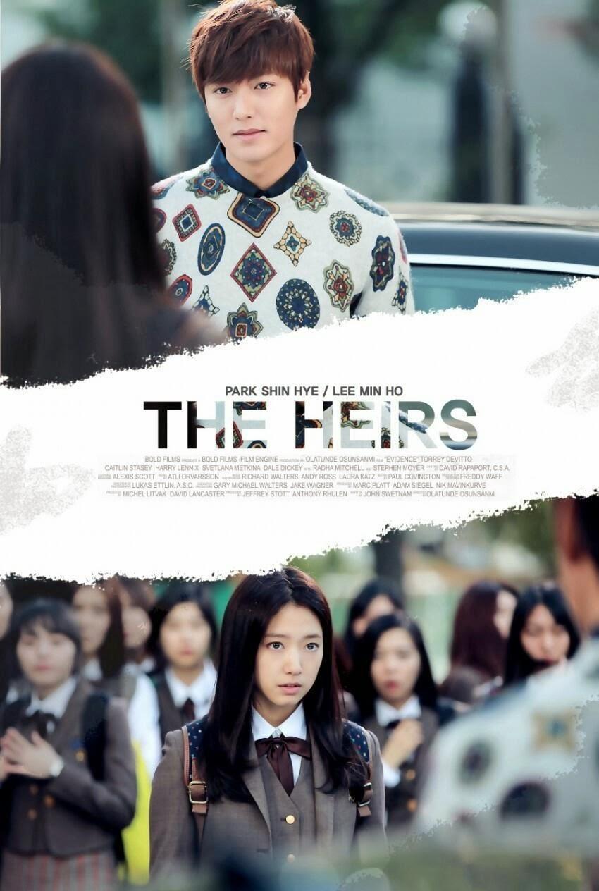 دانلود زیرنویس سریال کره ای وارثان The Heirs
