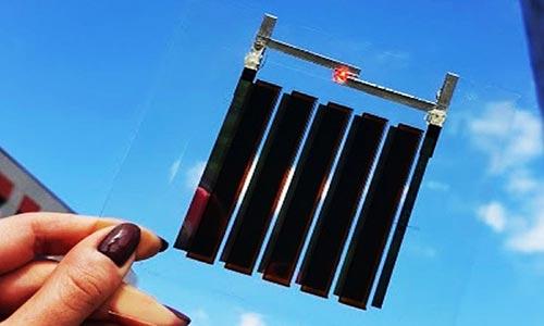 سلولهای خورشیدی قابل اسپری به واقعیت نزدیکتر میشود