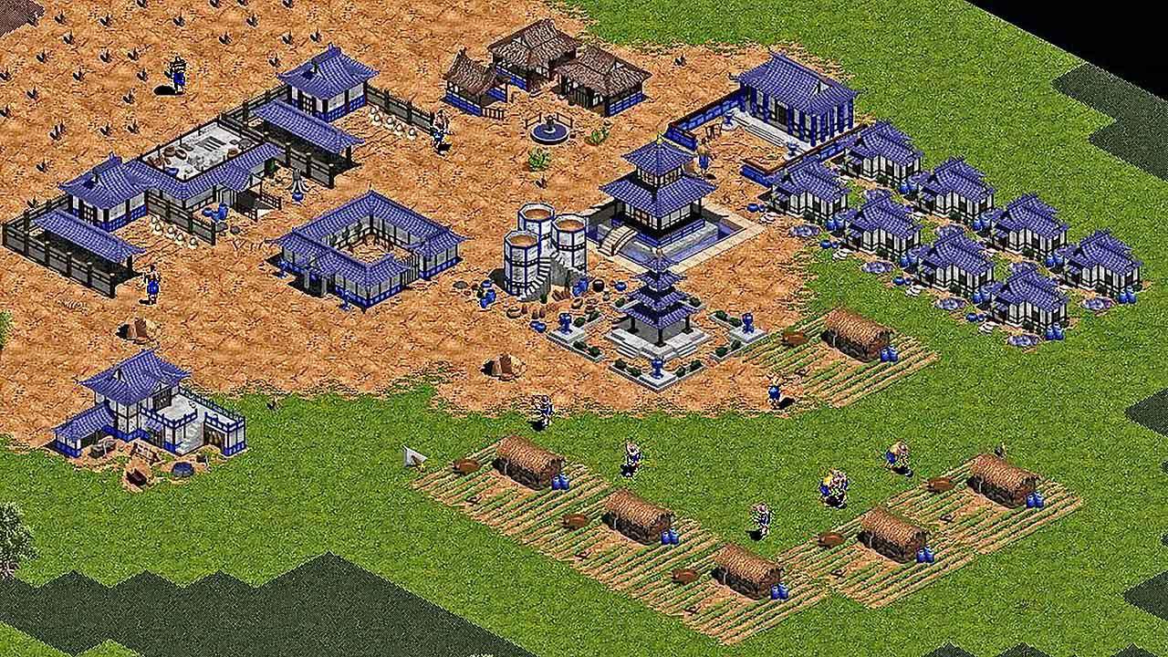 دانلود بازی عصر امپراطور ها ۱ (Age of Empires 1)