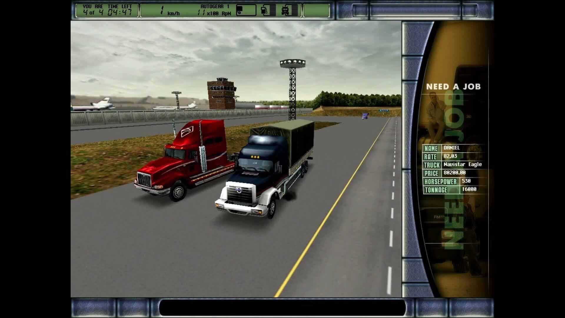 دانلود بازی King of The Road برای PC