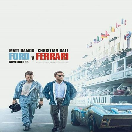 دانلود فیلم فورد در برابر فراری - Ford v Ferrari 2019