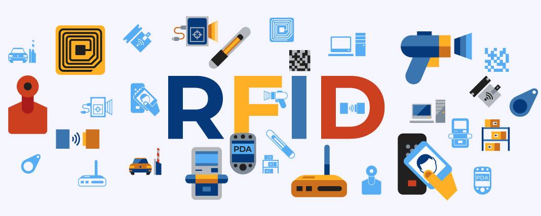 امكان رديابي وسايل مختلف با چسباندن برچسب رديابي RFID