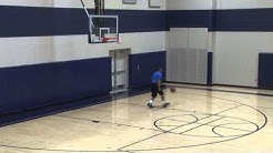 Spin Out Shooting Drill