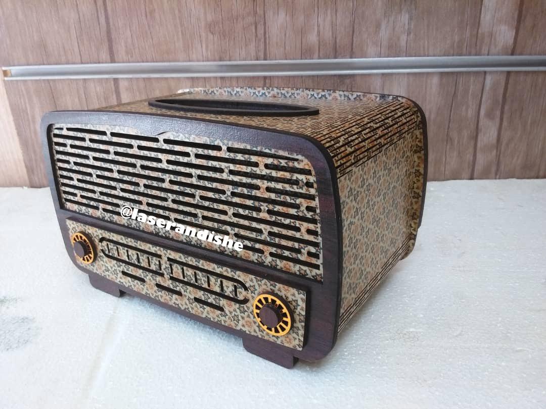 جعبه راديو