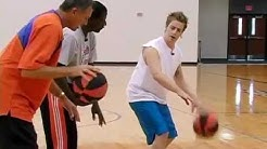 That's Amazing! Basketball-Ball Handling Drills for kids