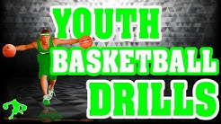 Youth Basketball Drills - Ball-Handling - Dribbling Drills for Kids - The Youth Program