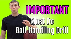 Basketball Ball Handling Drills for Beginners - Add This To Your Dribbling Workout
