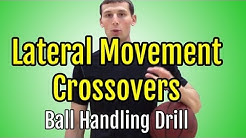 Youth Basketball Dribbling Drills For Kids - Fun Allen Iverson Crossover Moves