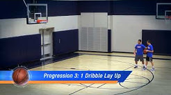 Basketball Lay Up Drills - 3 Lay Up Progressions For Beginners