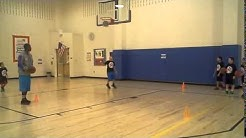 45 MINUTES BASKETBALL DRILLS FOR KIDS - DELSONTRAINING