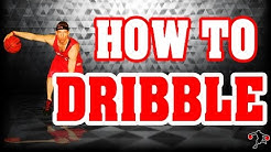 How to Dribble a Basketball - Dribbling Drills For Kids [Youth Basketball Drills]