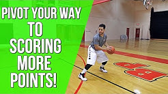 How To-Pivot In Basketball! Great Basketball Drills For Beginners Advanced Players!