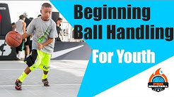 Basic Ball Handling Routine - Drills For Youth and Kids With DribbleUp