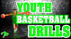 Basketball Drills for kids by Hall of Fame Coach Houle