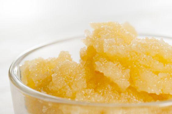 عسل شکرک زده مثل شکر