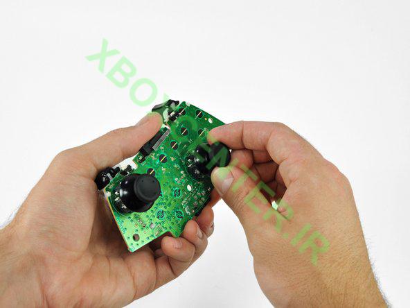 آموزش باز کردن و جداسازی XBOX 360 Controller 16