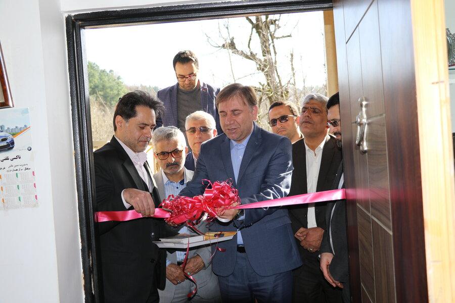 افتتاح ۵۳ واحد مسکن مددجویی بهزیستی گیلان در سیاهکل