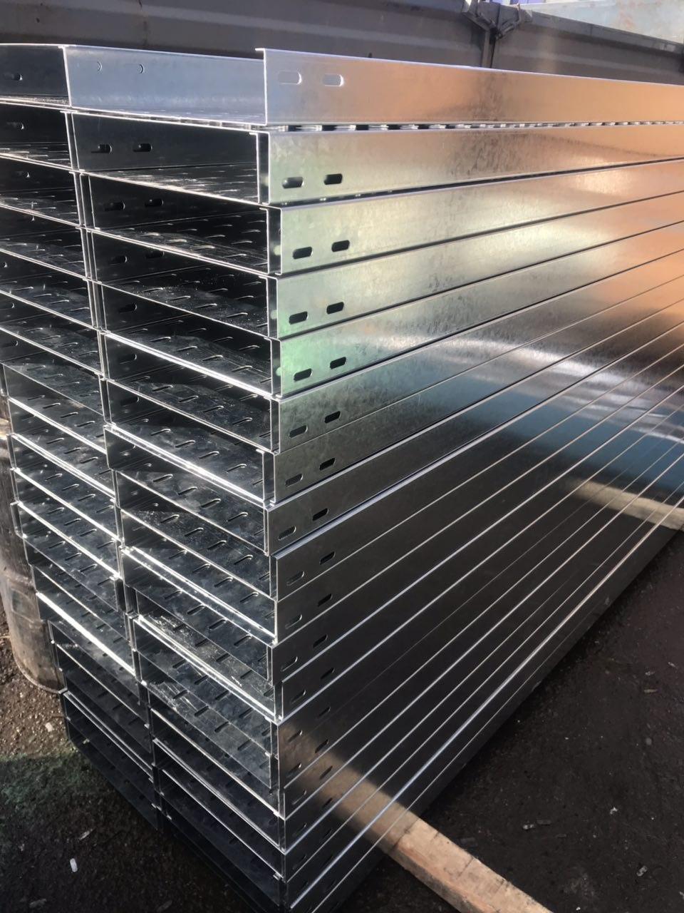 گستره تولیدی و مشخصات فنی سینی های کابل
