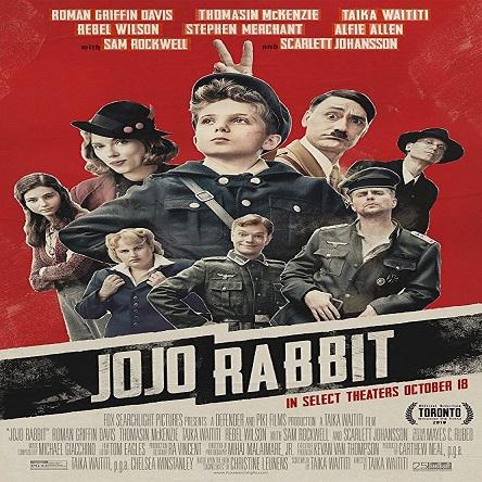 دانلود فیلم جوجو خرگوشه - Jojo Rabbit 2019