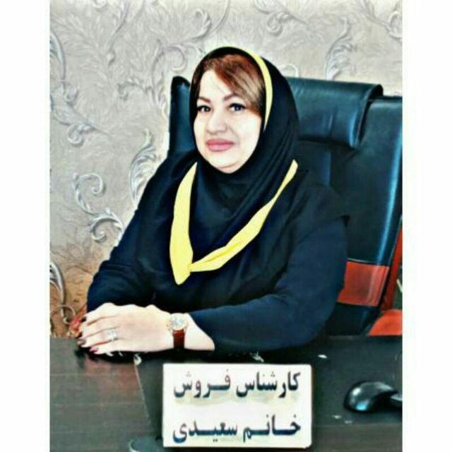 خانم سعیدی نگین نور