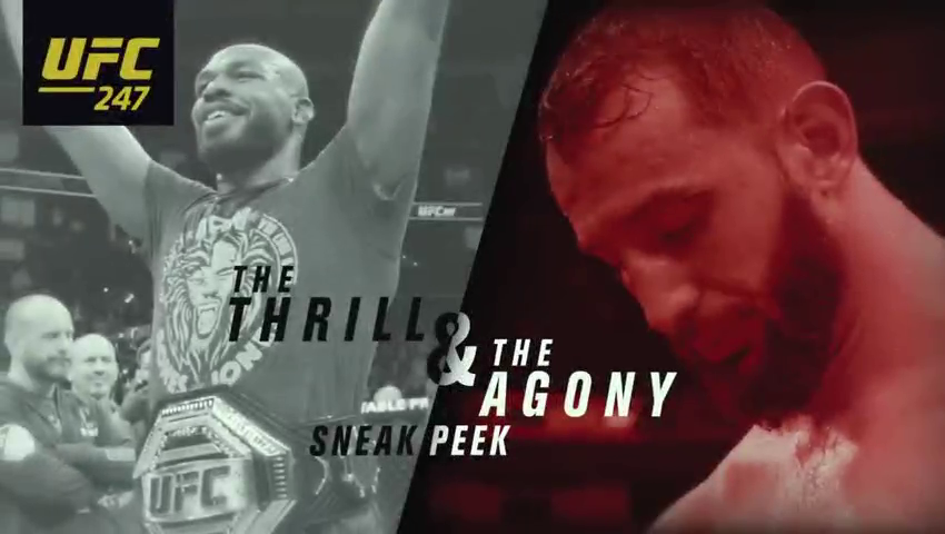دانلود برنامه: UFC 247 :The Thrill and the Agony