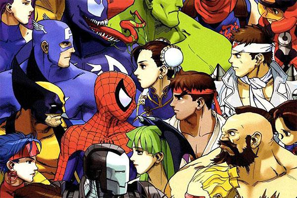 Capcom Vs