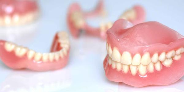 فرایند درمانی دندان مصنوعی