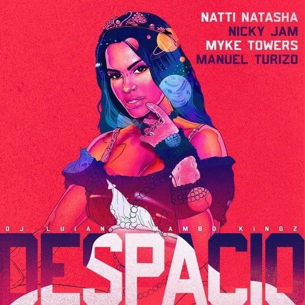 Despacio by Natti Natasha