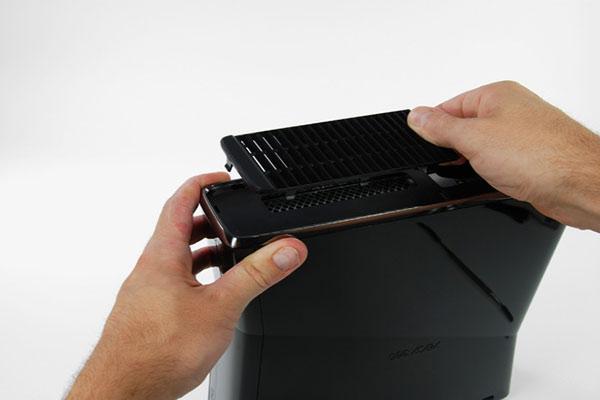 باز کردن ایکس باکس مدل Xbox slim