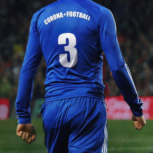 سه فوتبالیست مبتلا به کرونا