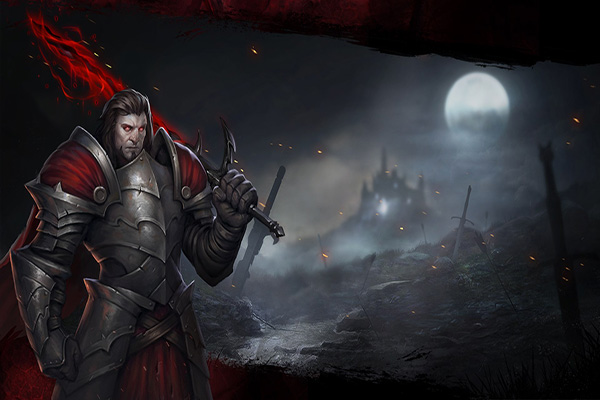 بازی Immortal Realms: Vampire Wars