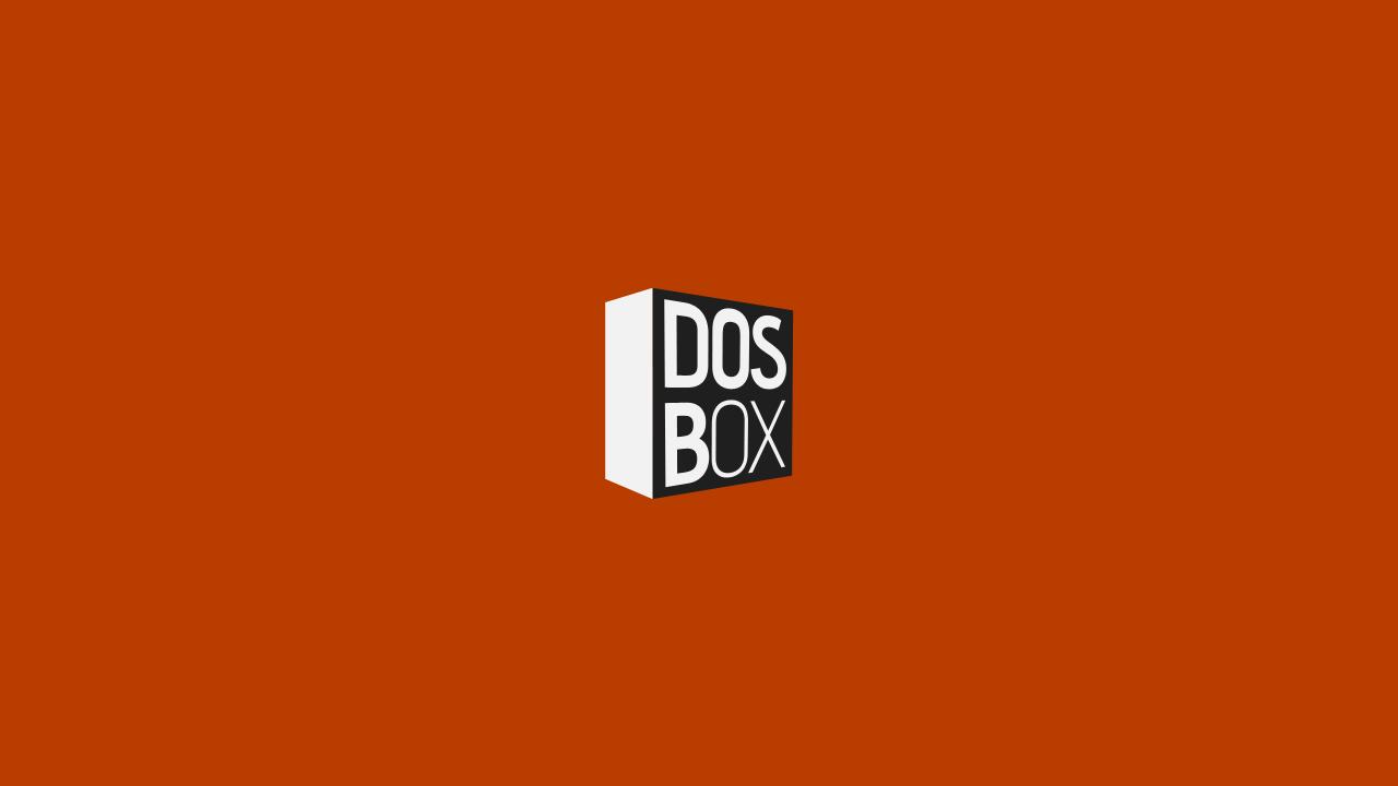 دانلود برنامه شبیه ساز DOSBox 0.74