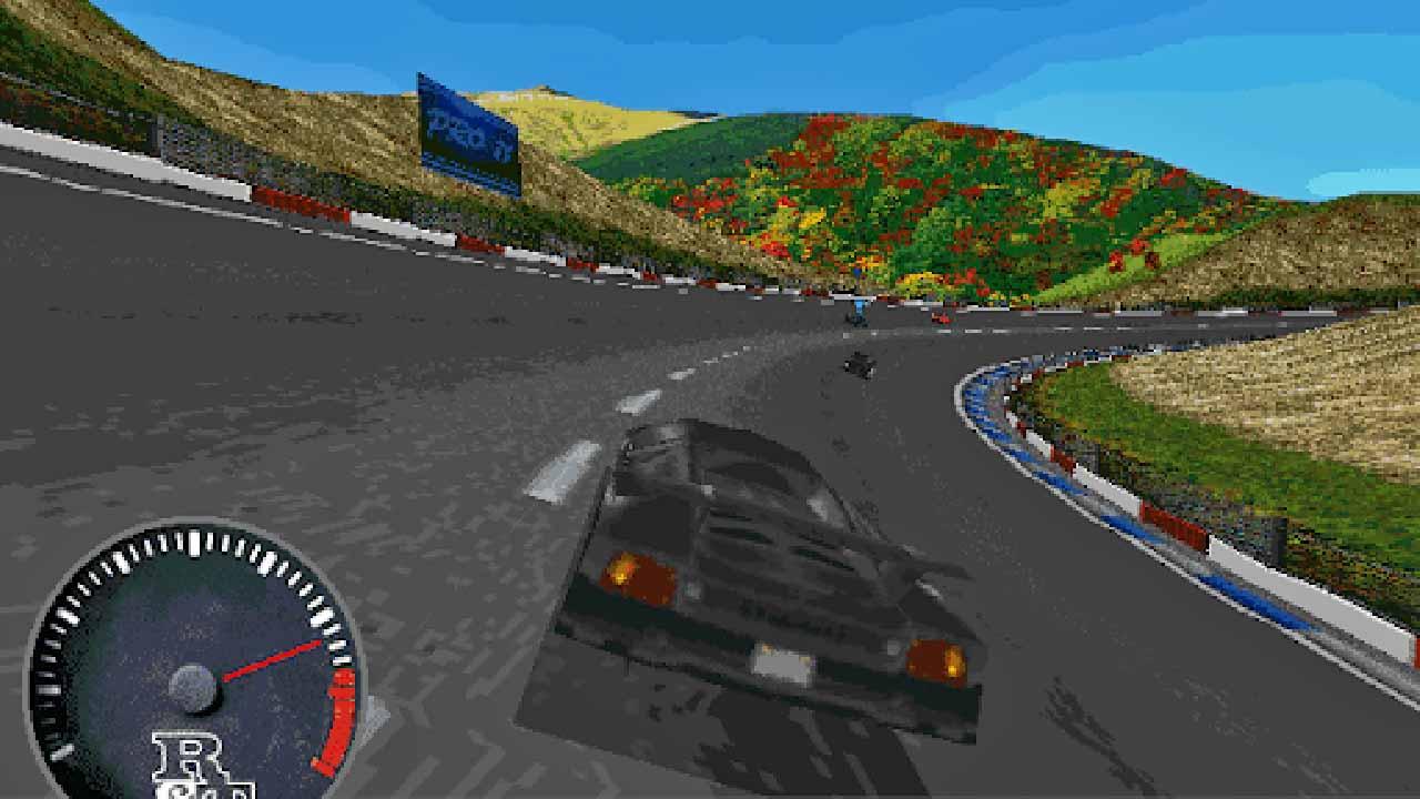دانلود بازی جنون سرعت ۱ (Need For Speed 1)