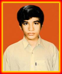 شهید عبدالمحمد گرگین