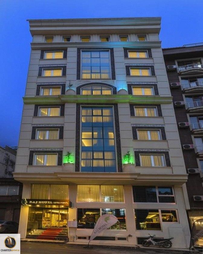 معروف ترین هتل های استانبول در میدان تکسیم | آپ کارگو| خرید بلیط چارترهواپیما | بلیط هواپیما چارتری چارتر یک دو سه