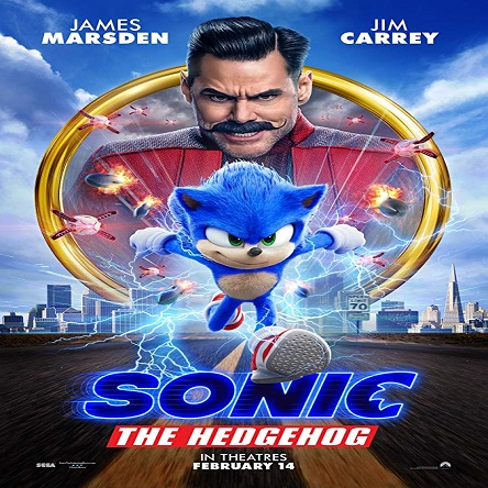 فیلم Sonic the Hedgehog 2020