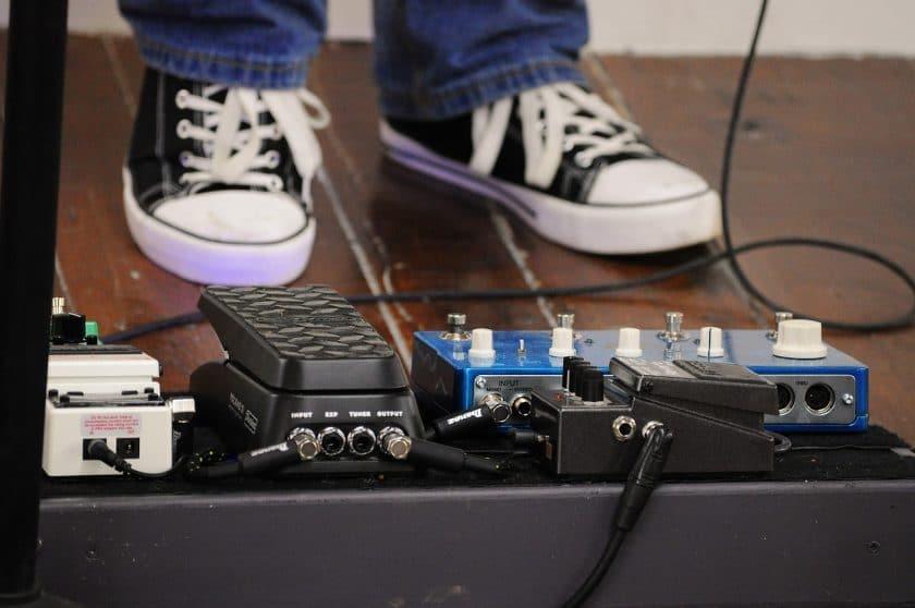آموزش استفاده از پدال لوپ گیتار | خرید پدال افکت گیتار