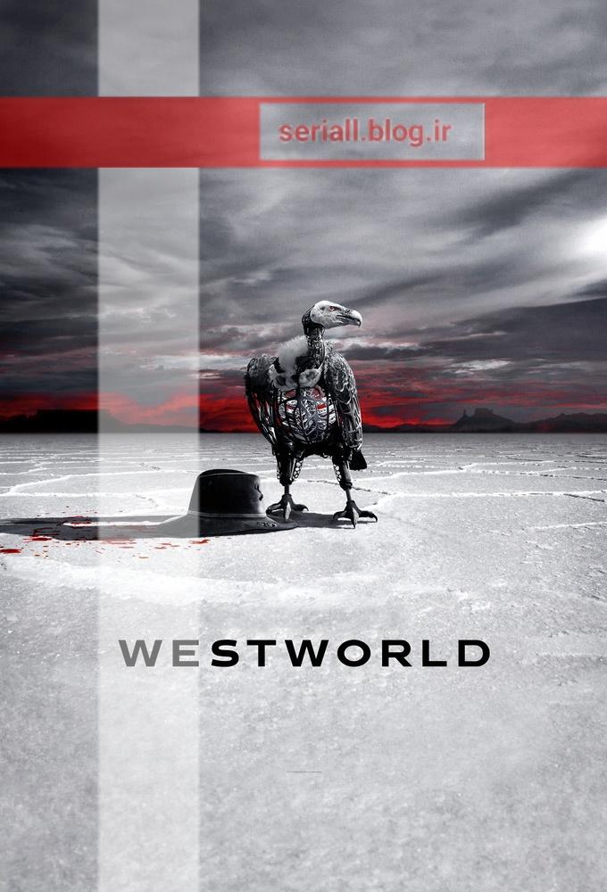 دانلود سریال Westworld | وست ورلد