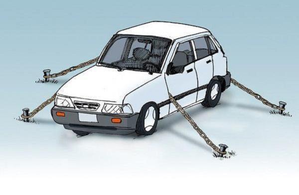 سرقت خودروی پراید