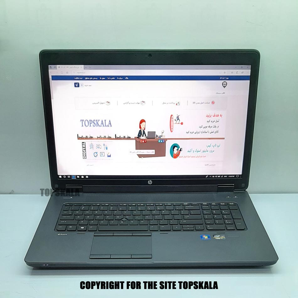 لپ تاپ اچ پی HP ZBOOK 17 G2 - i7 4710MQ / ZBOOK 17 G2 - i7 4710MQلپ تاپ استوک اچ پی مدل HP ZBOOK 17 G2 - i7 4710MQLaptop HP ZBOOK 17 G2 - i7 4710MQlaptop-stock-hp-model-zbook-17-g2-i7-4710MQ