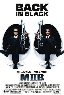 فیلم سینمایی مردان سیاه پوش 2