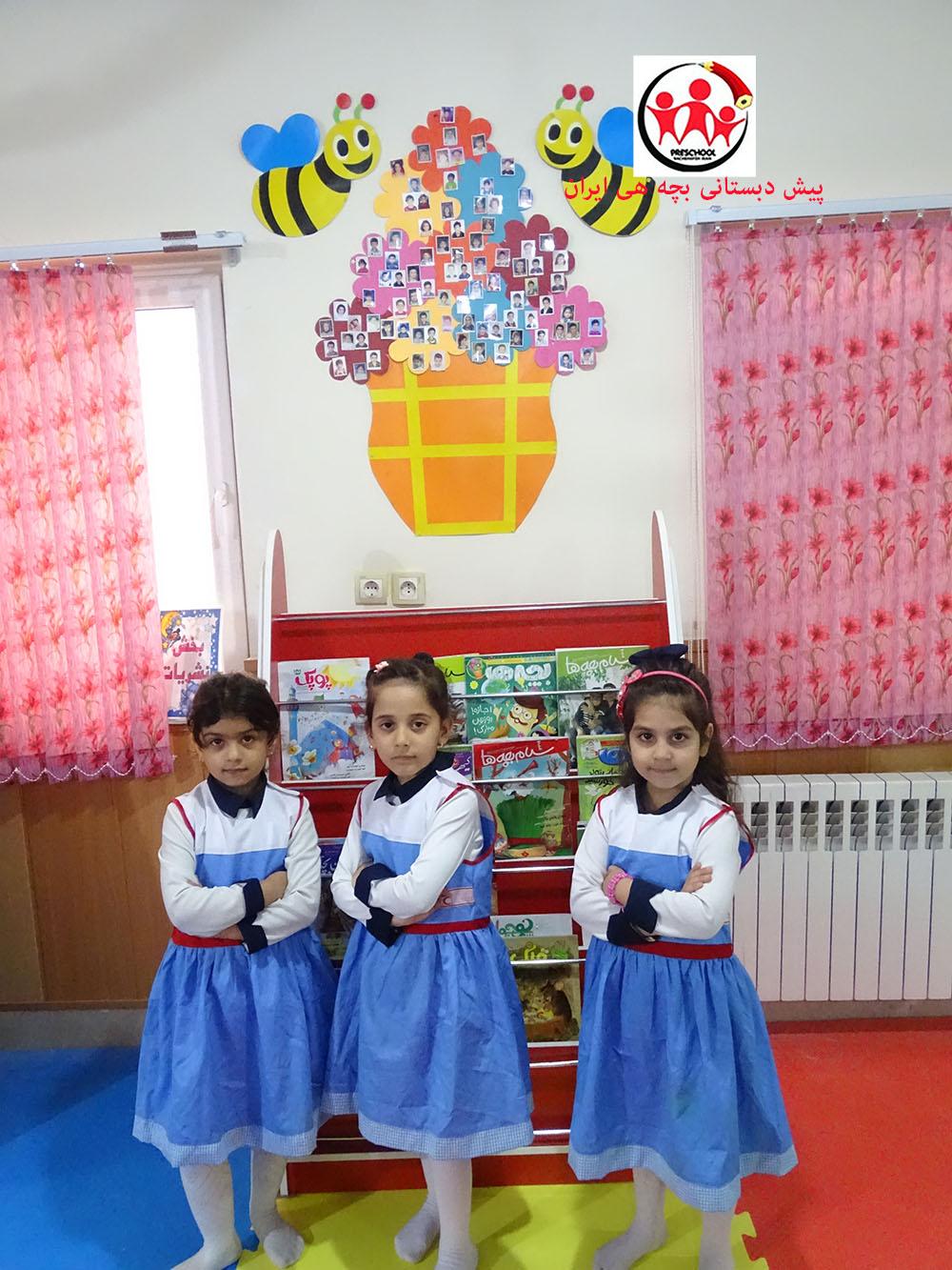 بازدید از کتابخانه شهید مدنی کازرون آبان ماه